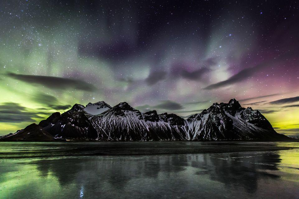 Islandia Aurora