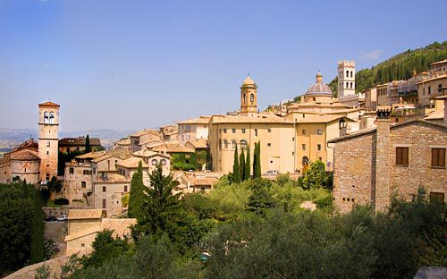 assisi pictures