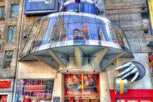 Madame Tussauds, New York, HDR