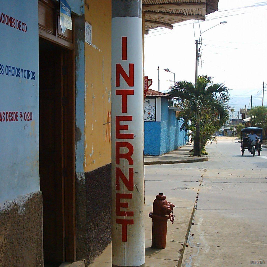 Internet Access and Wi-Fi in Peru