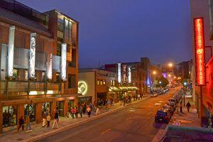 Berkeley's Downtown Arts District