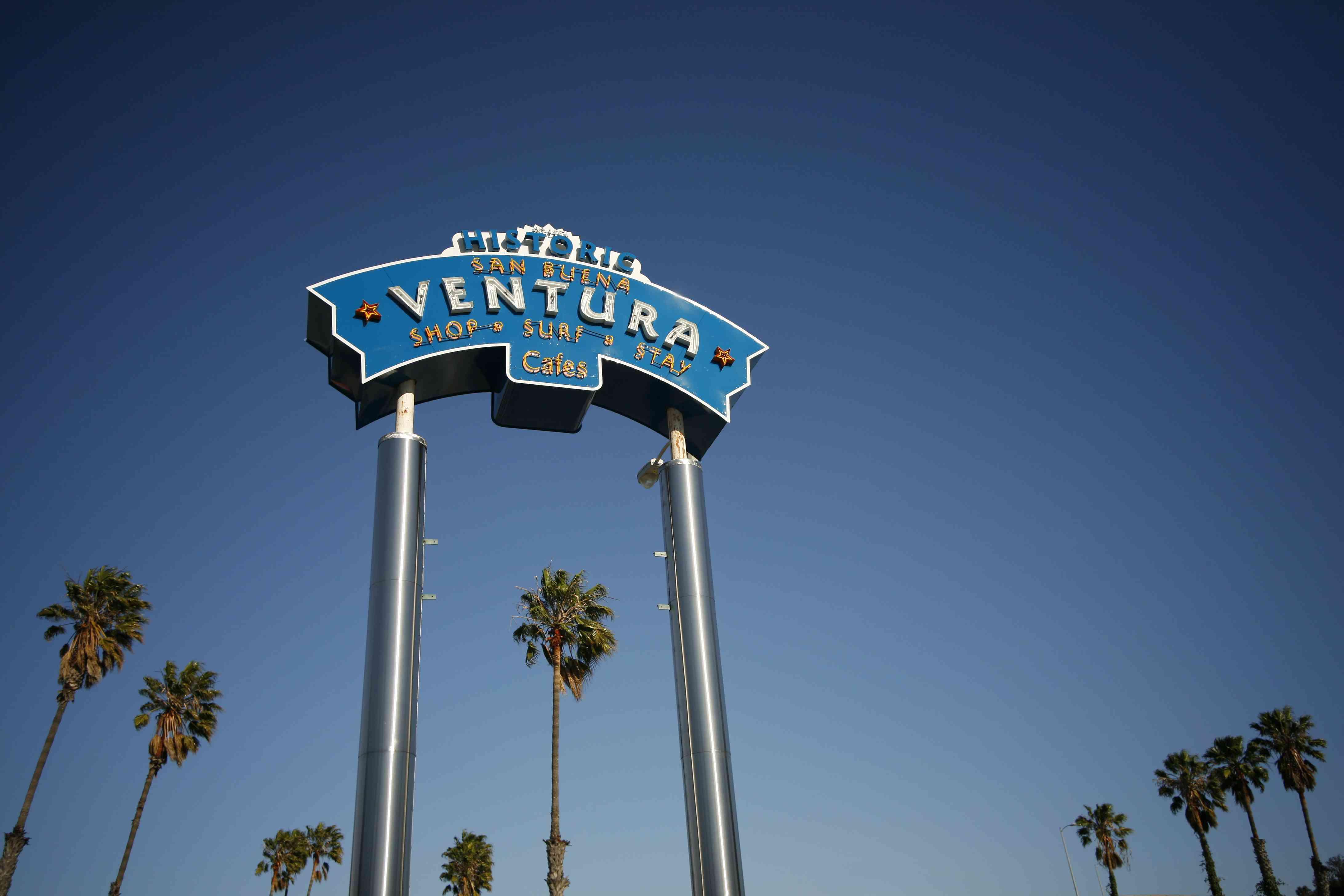 Ventura Sign