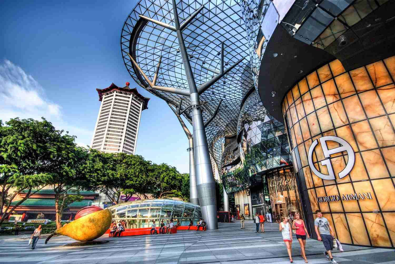 Shopping Centers In Orchard Road Singapore
