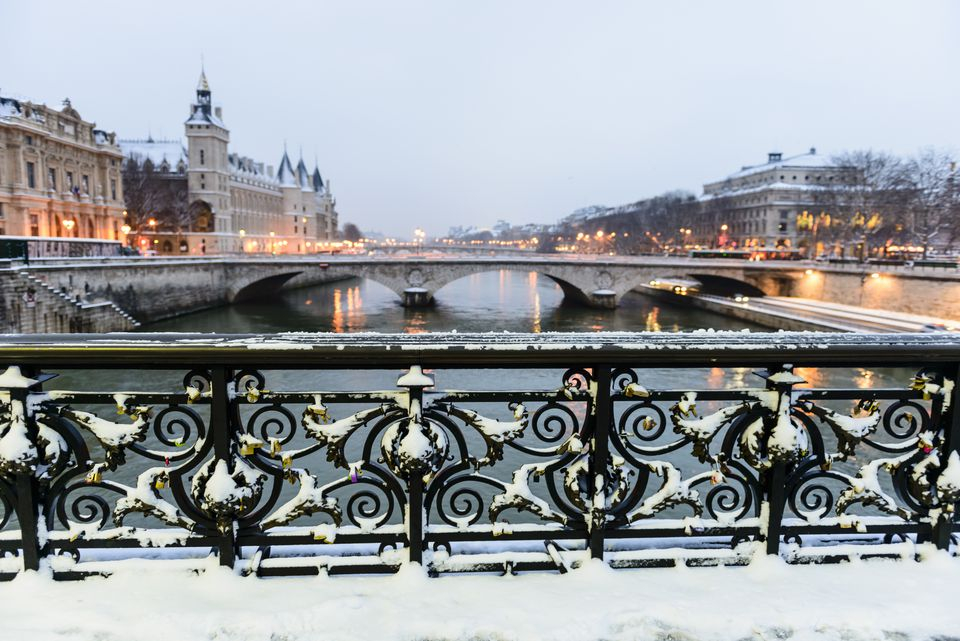 Paris in the in the late winter: quietly magical.