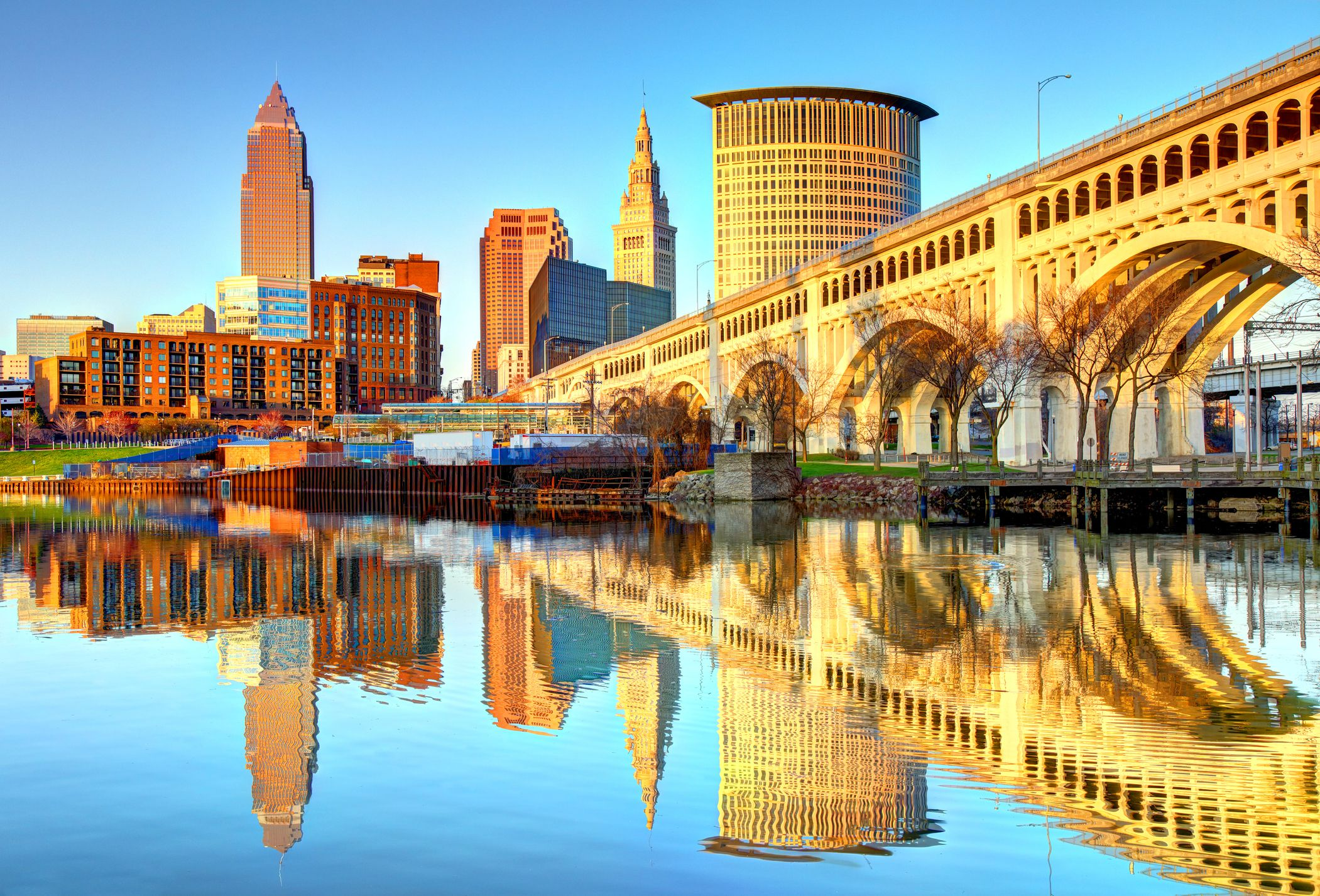 Best Romantic Things to Do in Cleveland