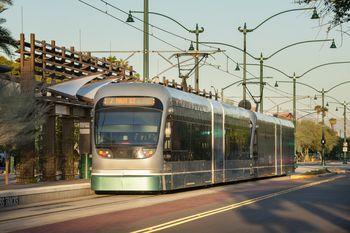 Phoenix Light Rail Train Riding Tips