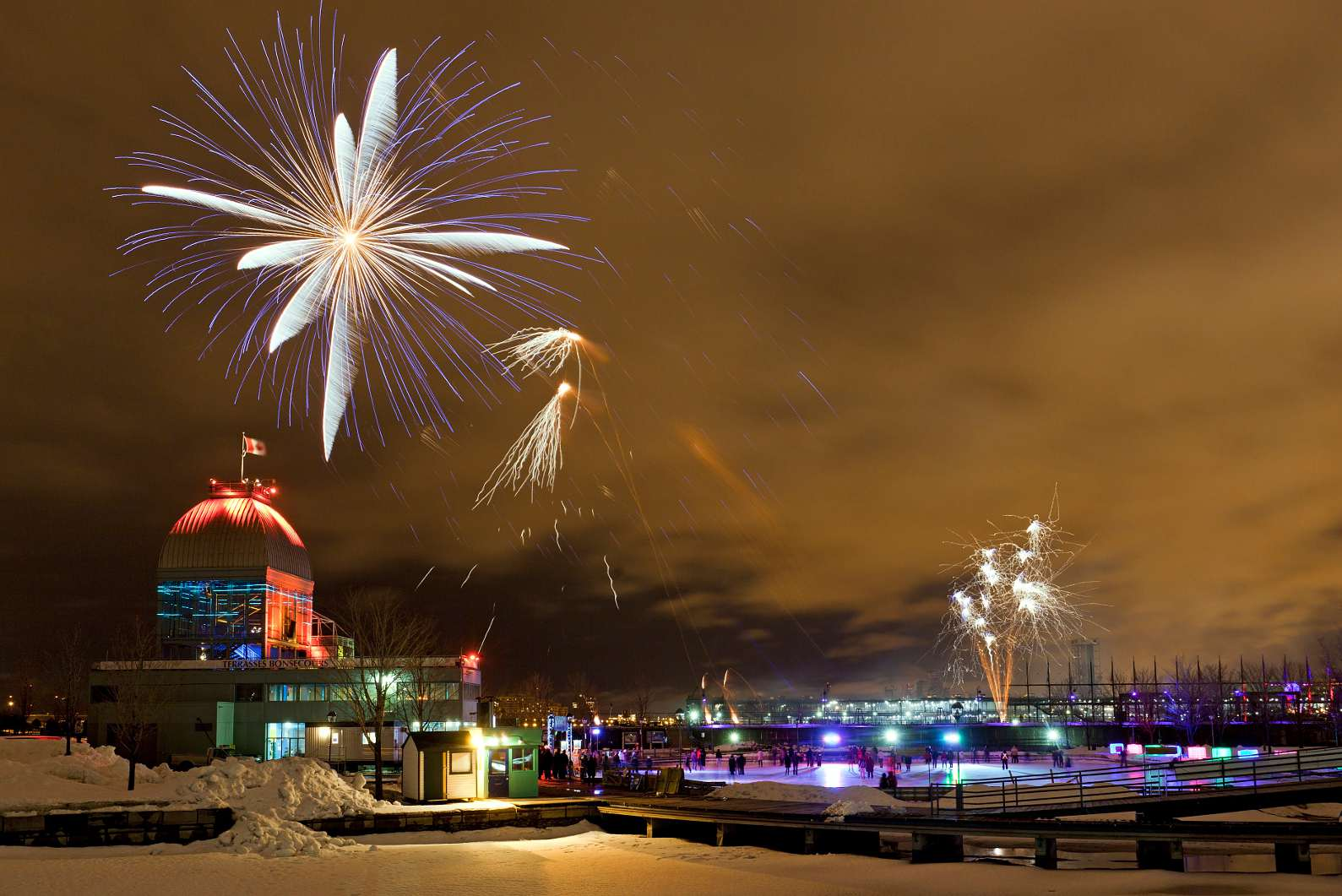 events and attractions for new year's eve in montreal