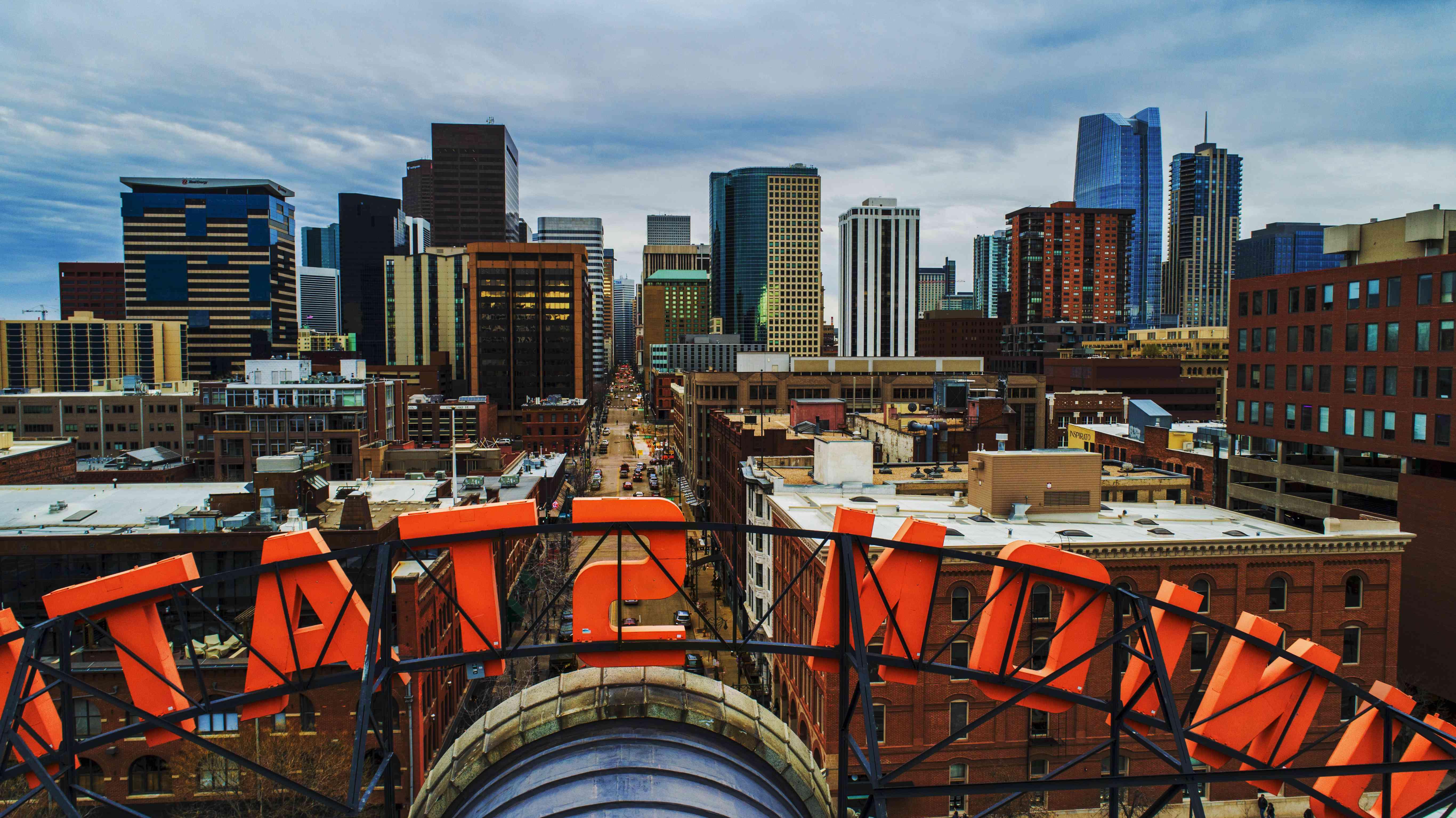 Denver a través de Union Station