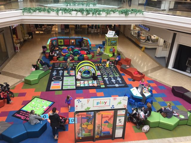 The S.T.E.A.M. Play Place in the Mall at Tuttle Crossing