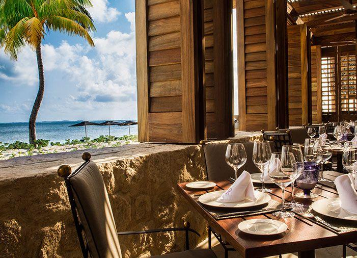 Ramona restaurant at the NIZUC Resort and Spa