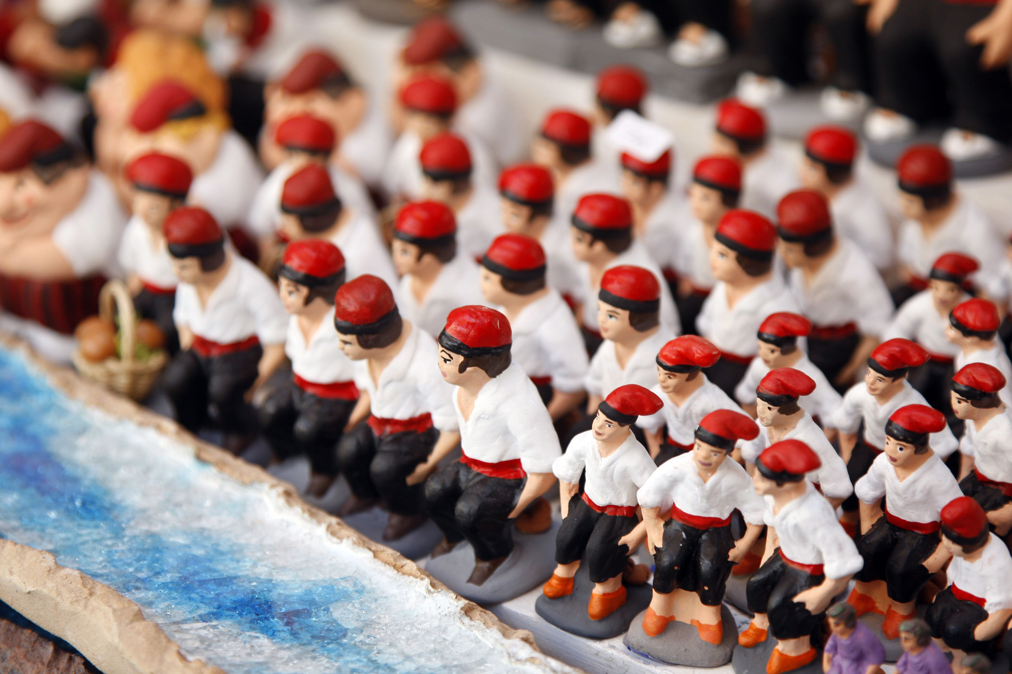 Spain Christmas Traditions.Strange Christmas Traditions In Spain