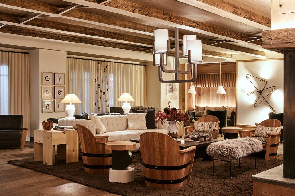 Madeline Hotel & Residence Great Room