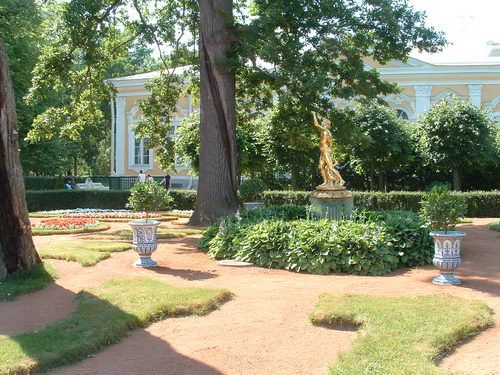 Peterhof Formal Gardens