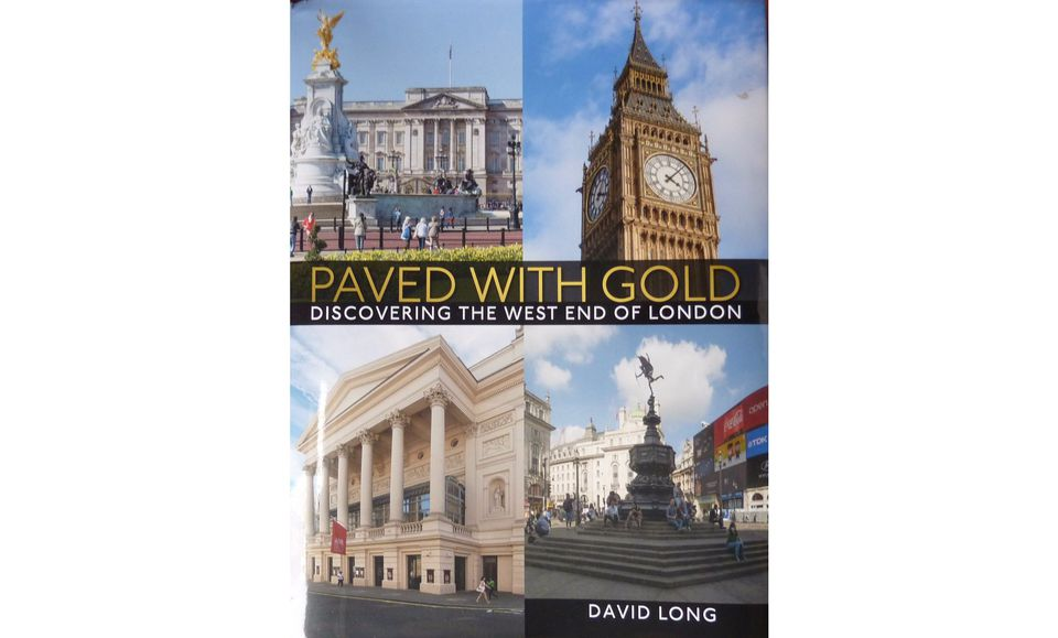Paved with Gold - book by David Long