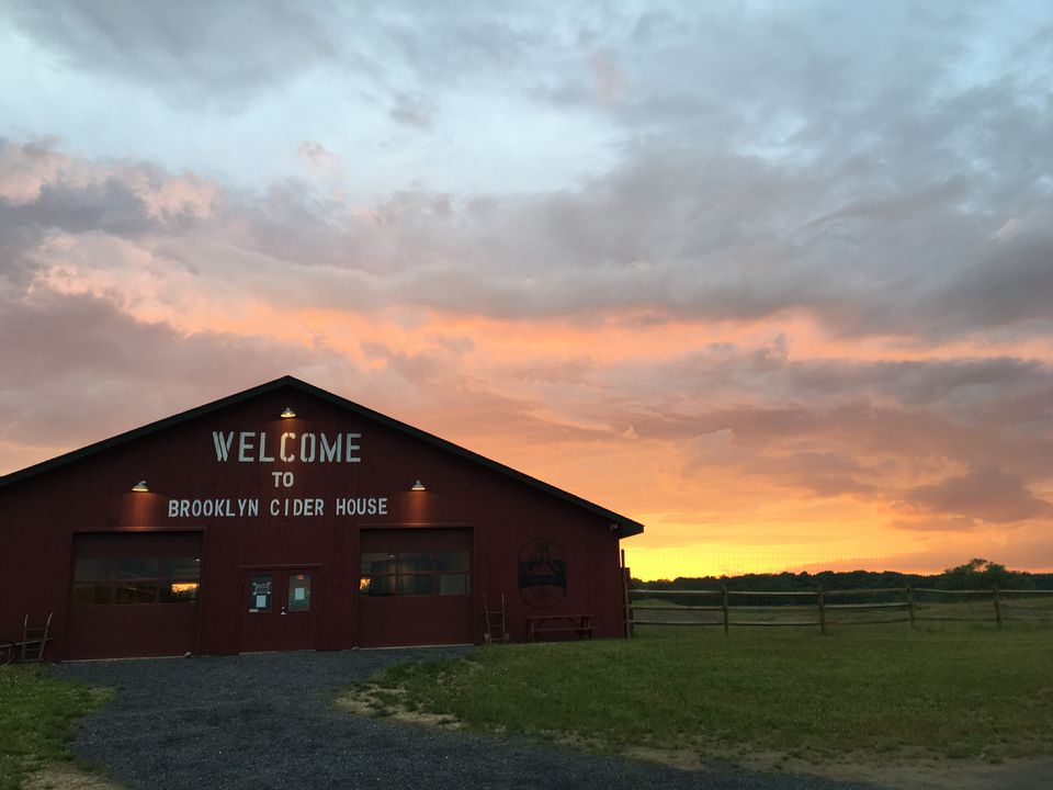 Best Cideries in the Hudson Valley