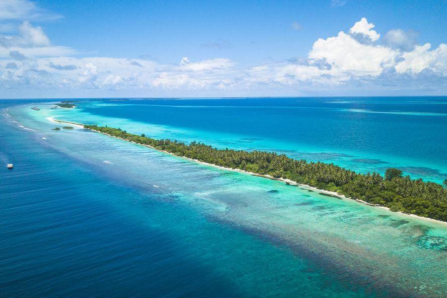 Dhigurah, Maldives