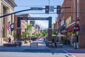 Old Town Winchester