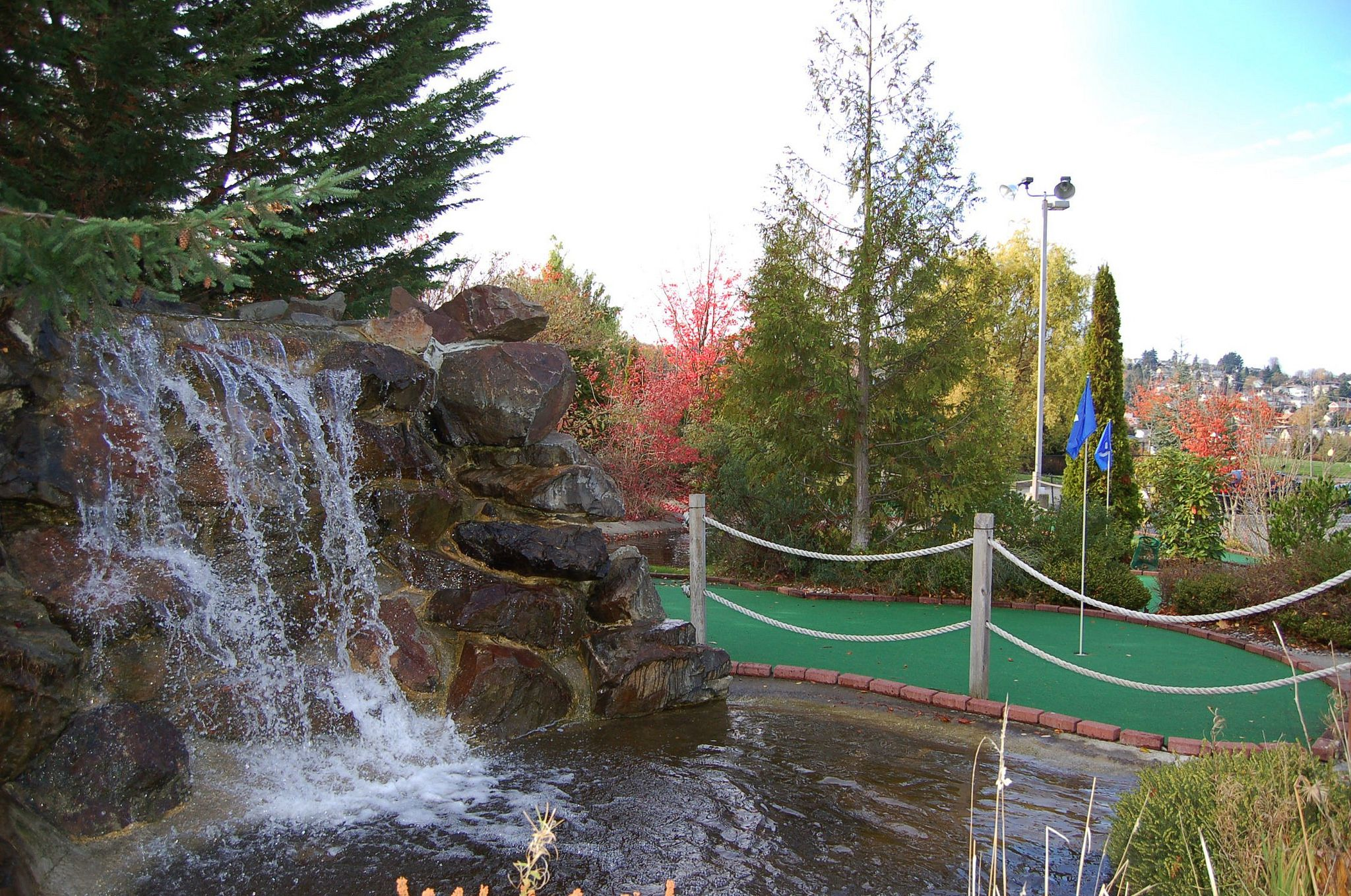 Mini Golf Courses in Seattle and Tacoma