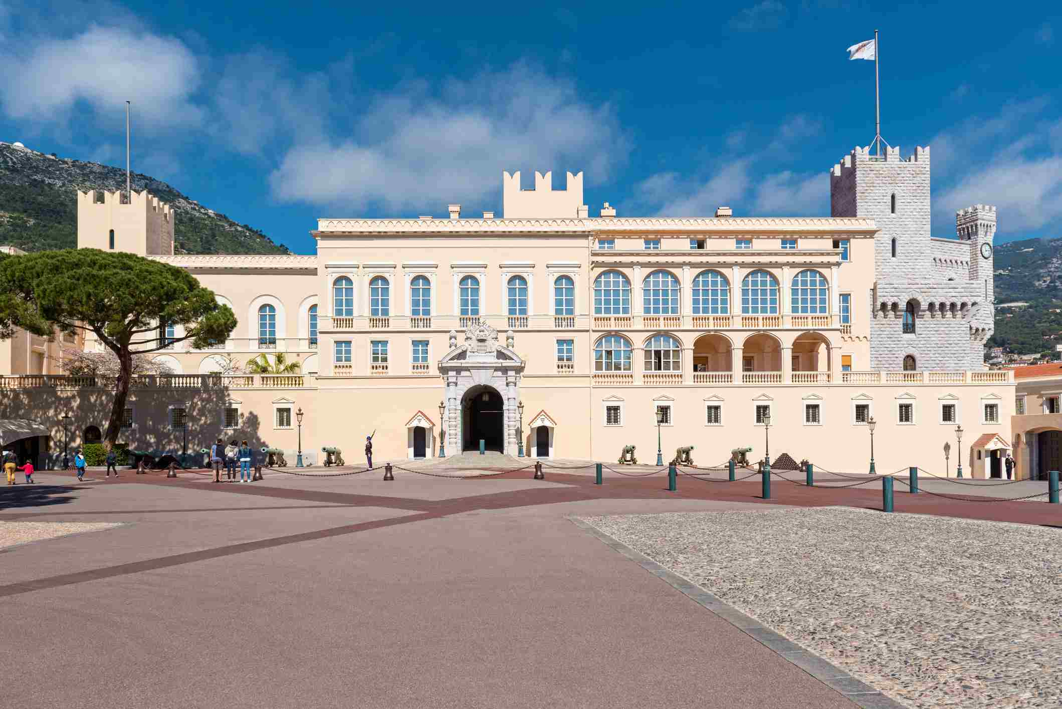 Prince's Palace of Monaco, Monte Carlo