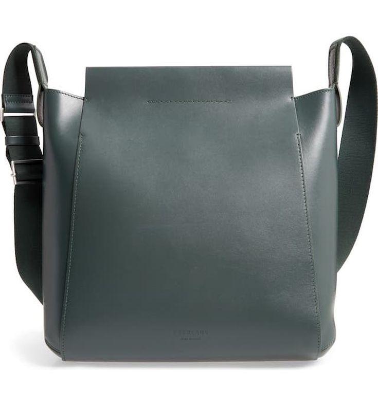 Modern Lightweight Black Cross Body Everyday Satchel Bag for Business Casual Sport Hiking Travel Mens Small Shoulder Bag Handbag Dual-Use Storage Bag