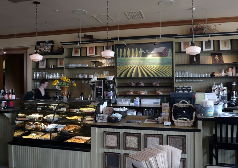 Picture of Seeds Bistro in La Conner Washington