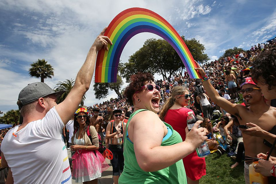 San Francisco LGBT celebration