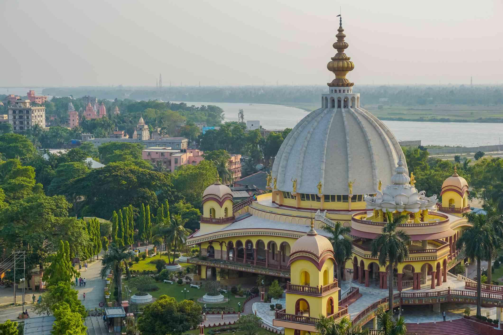 Mayapur, West Bengal.