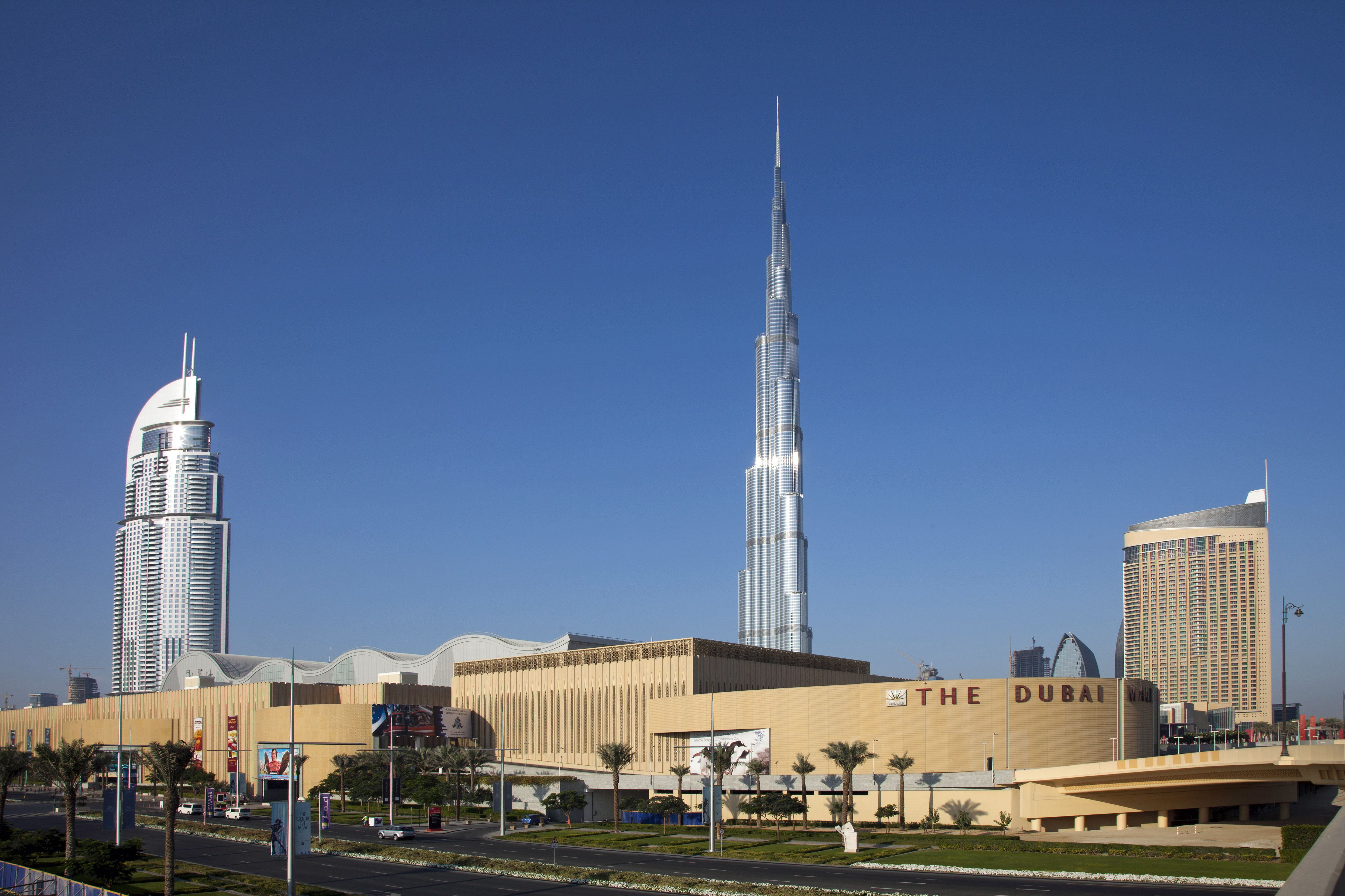 Dubai Mall is the largest facility of its kind in the world.