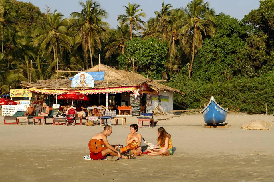 Arambol Beach Shack