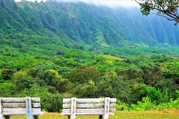Ho'omaluhia Botanical Park, Kaneohe, Oahu, HI