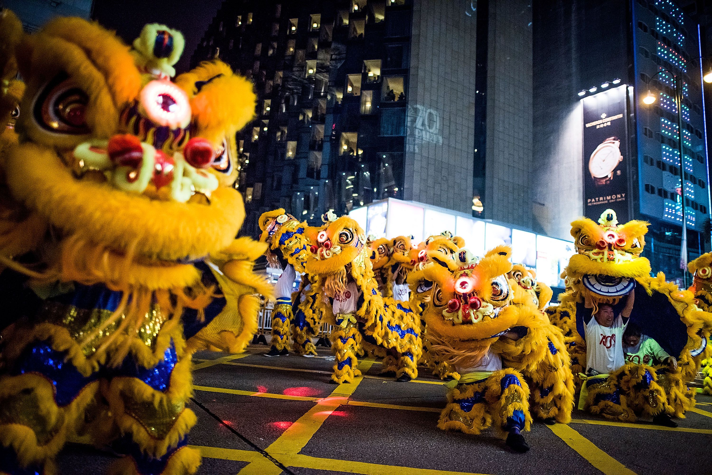 Best Things to Do for Chinese New Year in Hong Kong
