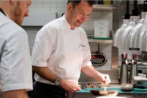David Hawksworth at Hawksworth Restaurant, Vancouver