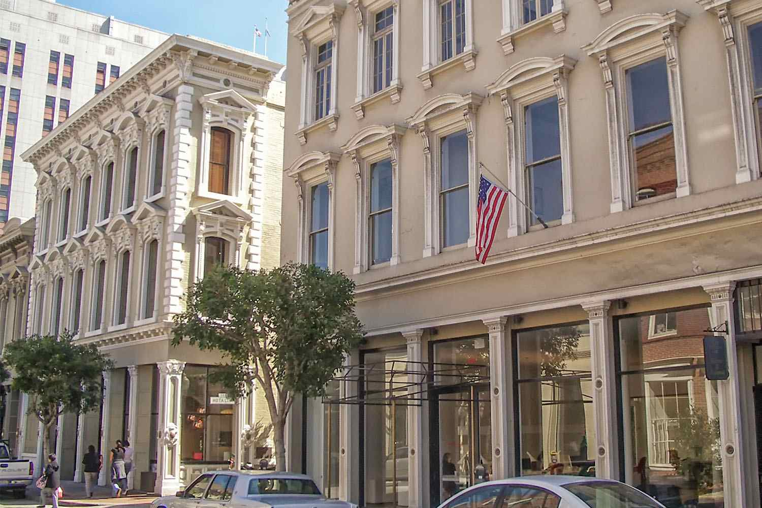 Hotaling Place in San Francisco