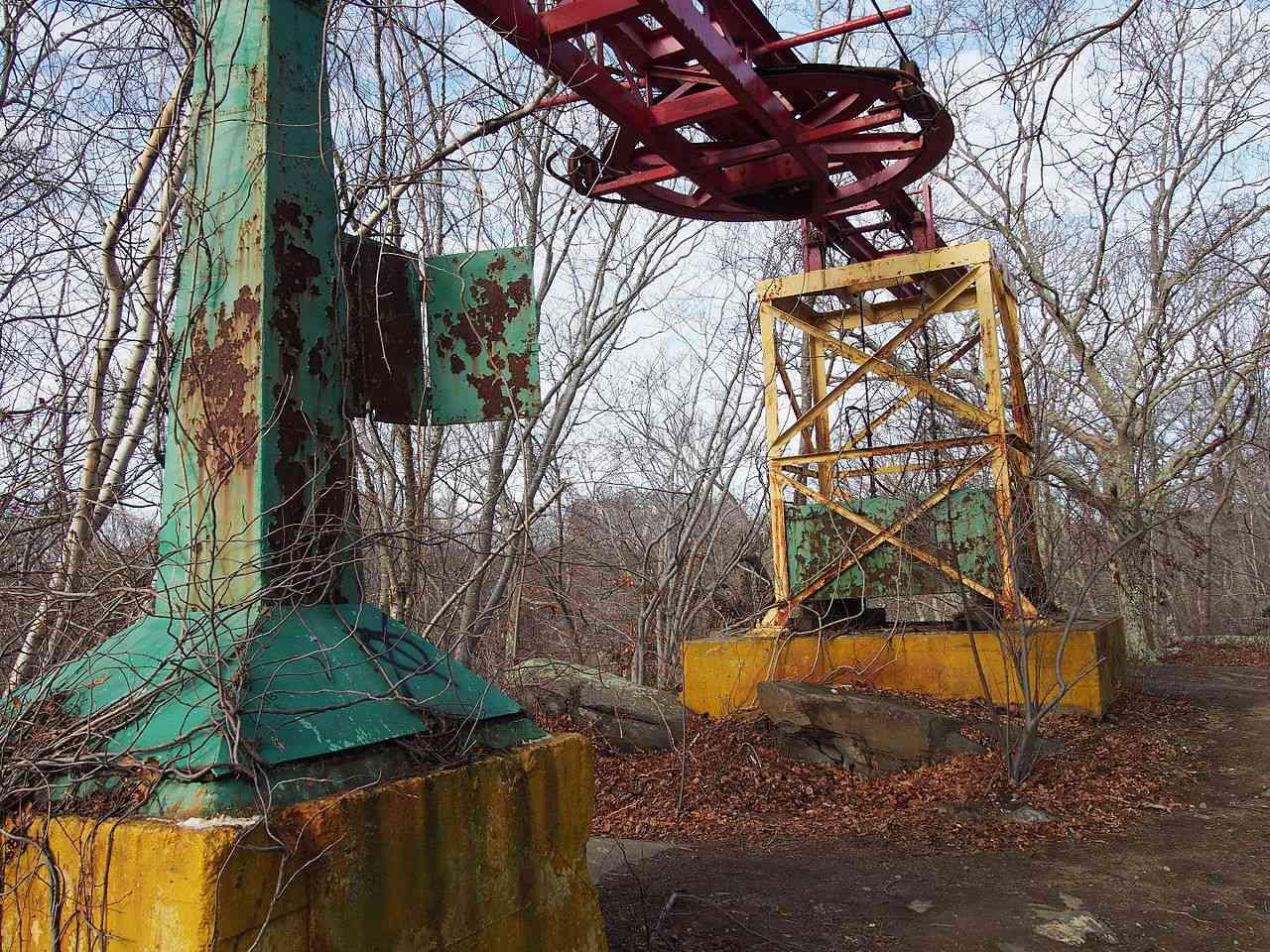 Rocky Point abandoned amusement park