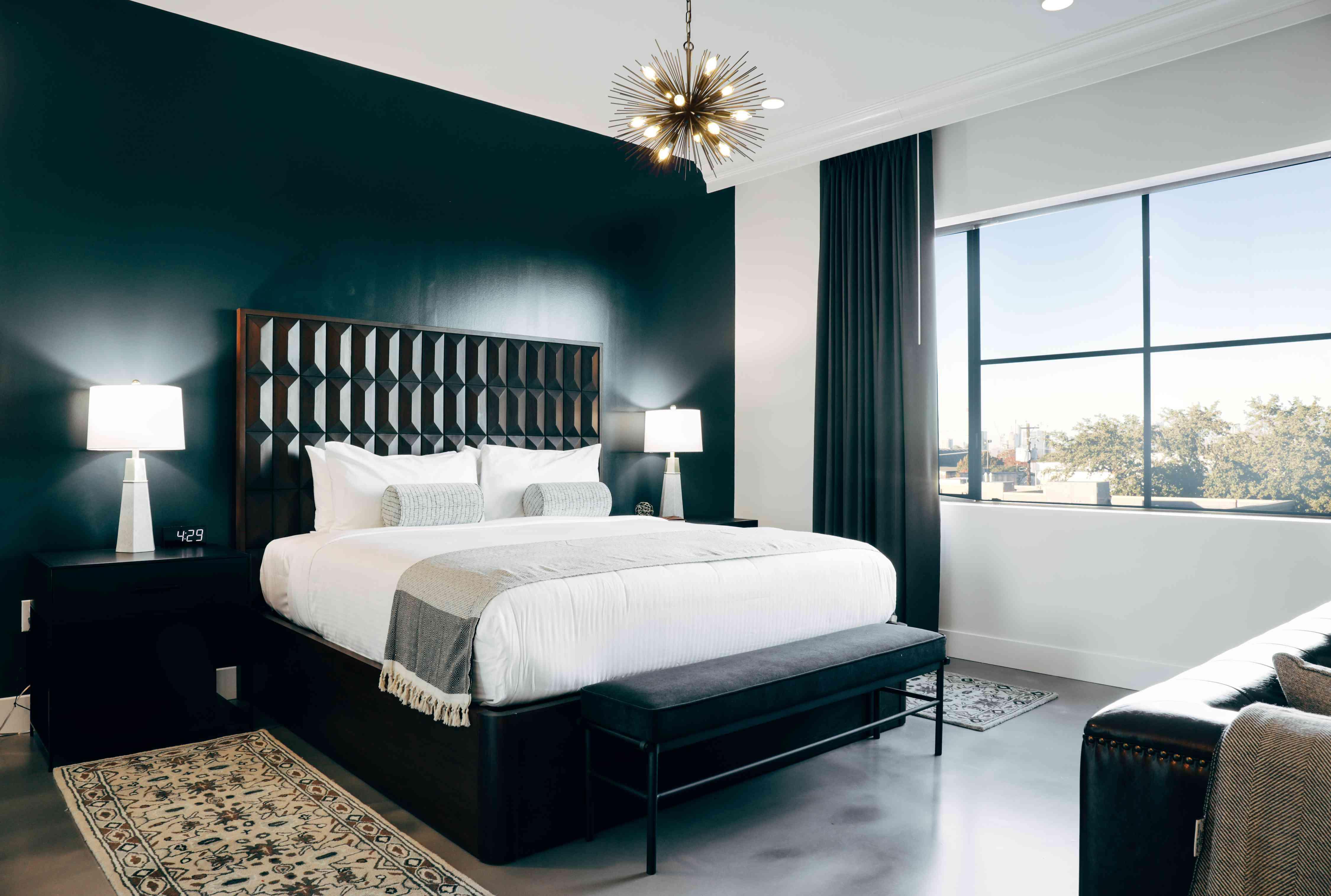 Colton House Hotel suite