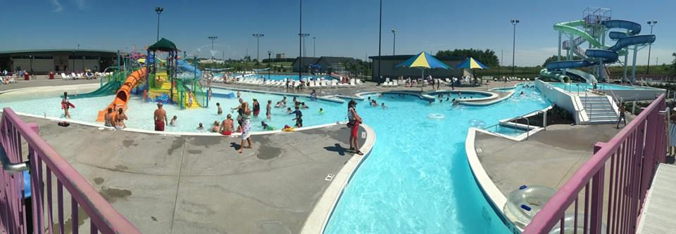 Best water parks and pools for swimming in kansas city - Spring hill recreation center swimming pool ...