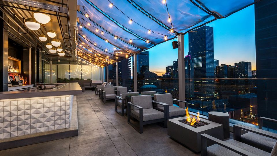 The 6 Hotels In Denver With The Best Views
