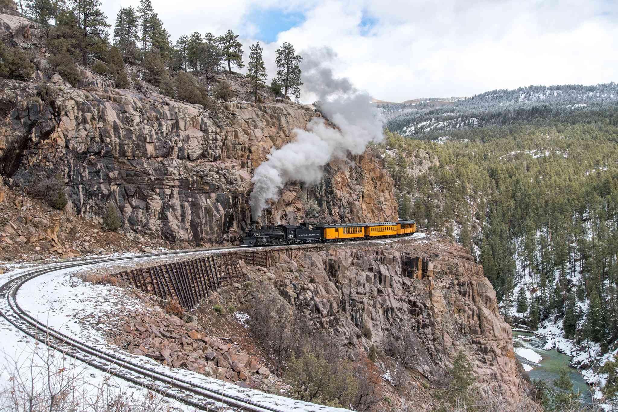 Colorado Brew Train