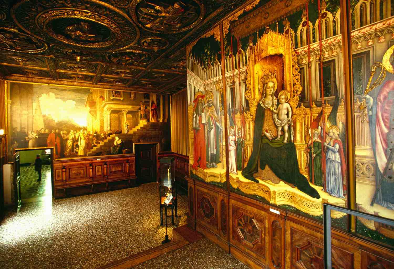Galleria dell'Accademia in Venice