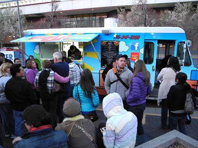 Reno Nevada Gourmet Food Trucks Guide