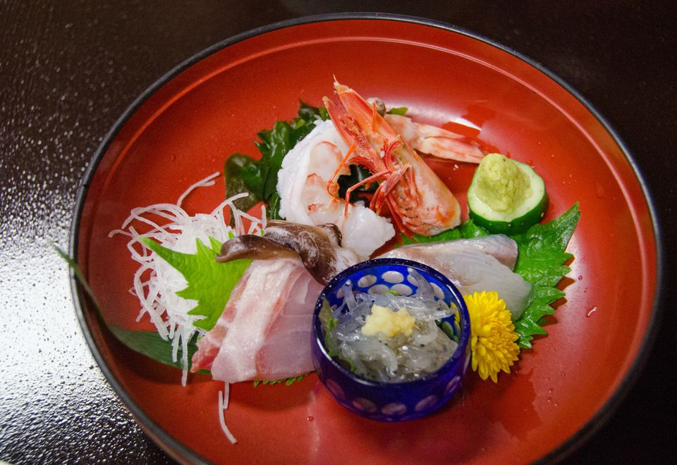 Where to try traditional Japanese food in Silicon Valley